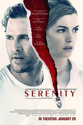 نقد فیلم آرامش, Serenity, یک تریلر رومانتیک از استیون نایت