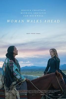 پوستر فیلم زن جلو می رود