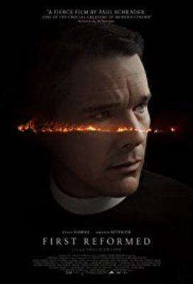 پوستر فیلم اولین اصلاح شده