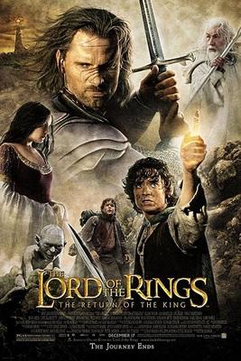پوستر فیلم ارباب حلقه ها 3: بازگشت پادشاه