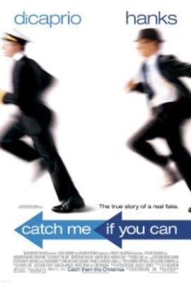 پوستر فیلم اگه می تونی منو بگیر