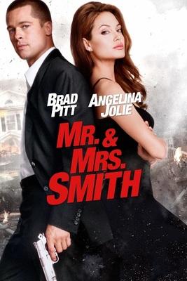 پوستر فیلم آقا و خانم اسمیت