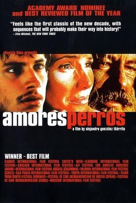 نقد فیلم عشق سگی, Amores perros, ستایش خانواده
