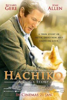 فیلم هاچی: داستان یک سگ