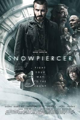 پوستر فیلم برف شکن