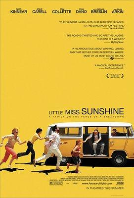 پوستر فیلم میس سان شاین کوچولو
