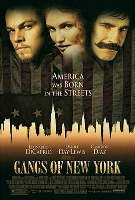 پوستر فیلم دار و دسته های نیویورکی