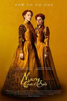 پوستر فیلم مری ملکه اسکاتلند