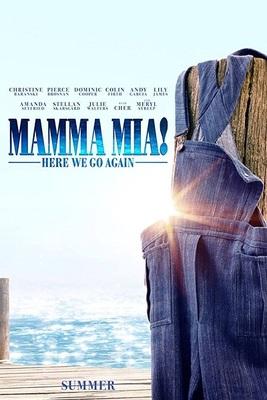 نقد فیلم ماما میا! دوباره شروع کنیم, Mamma Mia! Here We Go Again, ساده اما بی هدف