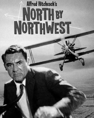 نقد فیلم شمال از شمال غربی, north by northwest, جشن صد سالگی