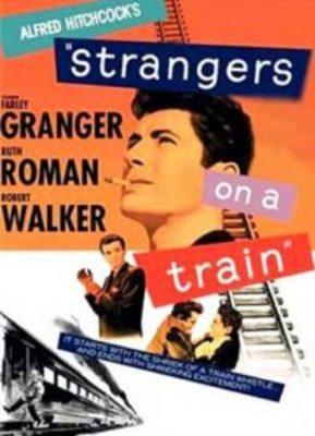 نقد فیلم بیگانگان در قطار, Strangers on a Train, بیگانگان در قطار