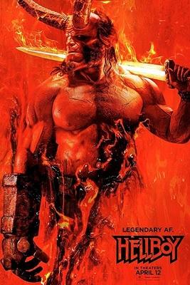 نقد فیلم پسر جهنمی, Hellboy, بازگشت بیهوده پسر جهنمی