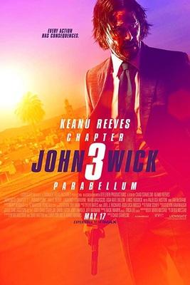 نقد فیلم جان ویک 3: پارابلوم, John Wick 3: Parabellum, جان ویک 3 انتظارات از خشونت را بالا می برد