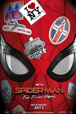 فیلم مرد عنکبوتی: دور از خانه