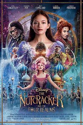 نقد فیلم فندق شکن و چهار قلمرو, The Nutcracker and the Four Realms, فندق شکن در سرزمین عجایب