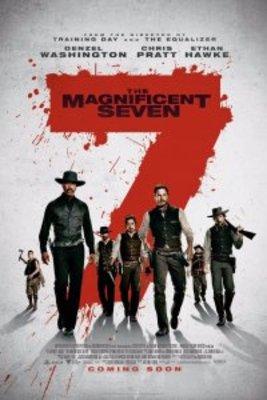 پوستر فیلم هفت دلاور