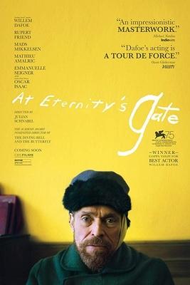 نقد فیلم در دروازه ابدیت, At Eternity's Gate, از بهترین نقش آفرینی های ویلم دفو