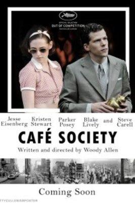 پوستر فیلم کافه سوسایتی