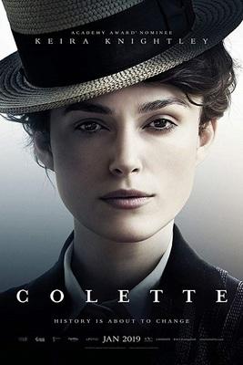 نقد فیلم کولت, Colette, نایتلی در نقش یک ستاره ی ادبیات