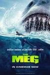 نقد فیلم مگ, The Meg, آروارههای تیز کوسه