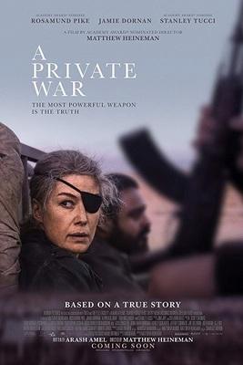 نقد فیلم جنگ خصوصی, A Private War, افشاگری رزمند پایک از مرگ ماری کالوین