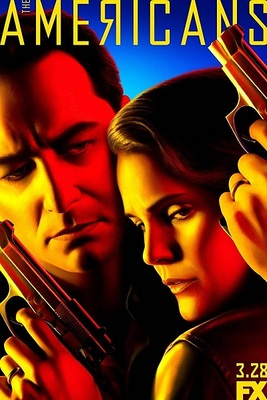 پوستر سریال آمریکایی ها