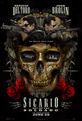 یادداشتی بر فیلم سیکاریو 2, Sicario 2: Day Of the Soldado, تبلیغاتی، هالیوودی و جنگ طلب