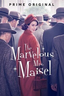 پوستر سریال خانم میسل شگفت انگیز