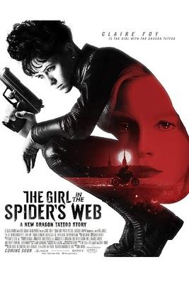 فیلم دختری در تار عنکبوت