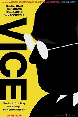 نقد فیلم معاون, Vice, به صورت تراژدیکی شوخ طبعانه و به طور شوخ طبعانه ای تراژدیک