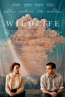 یادداشتی بر فیلم زندگی وحشی, Wildlife, Wildlife،خاموشی آتش و عشق