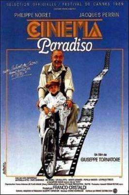 یادداشتی بر فیلم سینما پارادیزو , Cinema Paradiso, سينما،عشق و ديگر هيچ