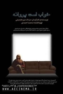 پوستر فیلم خواب است پروانه