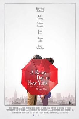 یادداشتی بر فیلم یک روز بارانی در نیویورک, A Rainy Day in New York, وقتی اجرا از متن عقبتر است