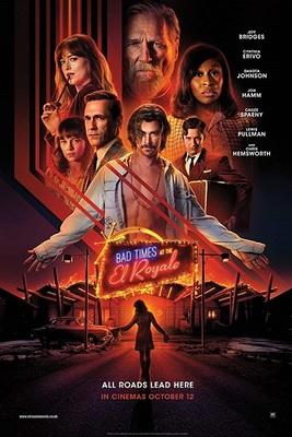 نقد فیلم اوقات بد در ای ال رویال, Bad Times at the El Royale, ورود گادرد به قلمرو تارانتینو