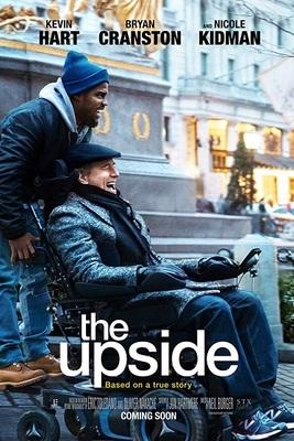نقد فیلم وارونه, The Upside, یک میلیونر فلج و رفیقش راهی برای شاد بودن پیدا می کنند