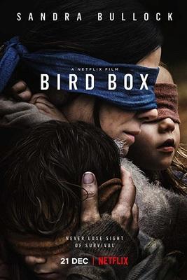 نقد فیلم جعبه پرنده, Bird Box, ساندرا بولاک به فیلم های هنری روی آورده است