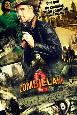 فیلم سرزمین زامبی ها 2