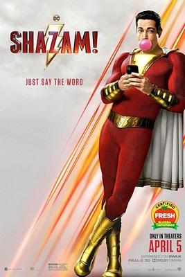 نقد فیلم شزم!, !Shazam, زکری لیوای در نقش شزم فوق العاده است اما این کافی نیست