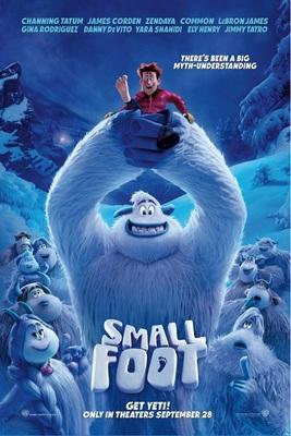نقد فیلم پا کوچولو, Smallfoot, پاگنده در سرزمین لیلی پوتها