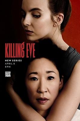 پوستر سریال کشتن ایو