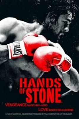 پوستر فیلم دست های سنگی