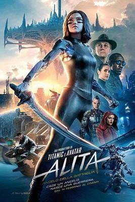 فیلم آلیتا: فرشته جنگ