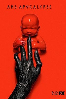 پوستر سریال داستان ترسناک آمریکایی: آخرالزمان
