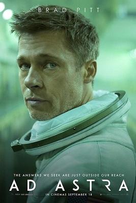 نقد فیلم به سوی ستارگان, Ad Astra, بردپیت در فیلمی درخشان با سبک اپرای فضایی