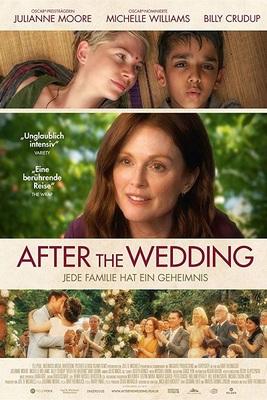 پوستر فیلم بعد از جشن عروسی