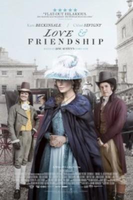 پوستر فیلم عشق و دوستی