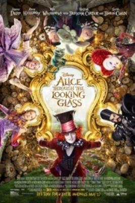 پوستر فیلم آلیس آنسوی آینه