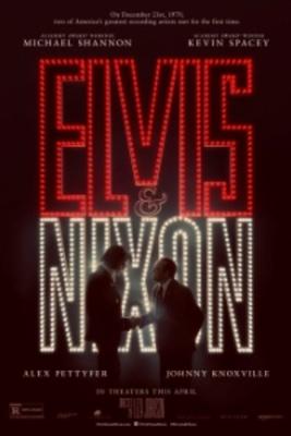 پوستر فیلم الویس و نیکسون