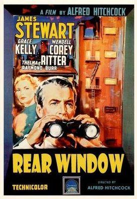 فیلم پنجره عقبی